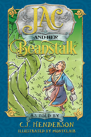 Jac And Her Beanstalk