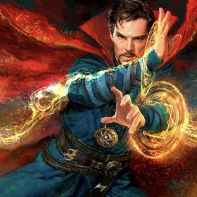 Who You Gonna Call? Doctor Strange!