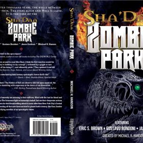 Eligible for Recommendations in the Anthology Category of the Bram Stoker Awards
