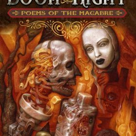 AudioBook Release – THE BOOK OF NIGHT – Poems of The Macabre